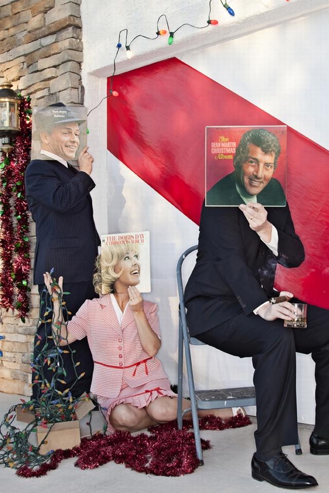 Frank Sinatra, Doris Day, Dean Martin