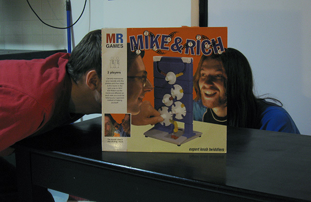 Mike & Rich