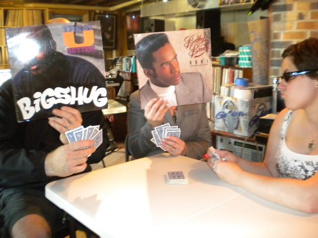 Big Shug and Bobby Brown