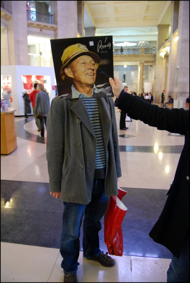 bing crosby cardiff museum sleeveface