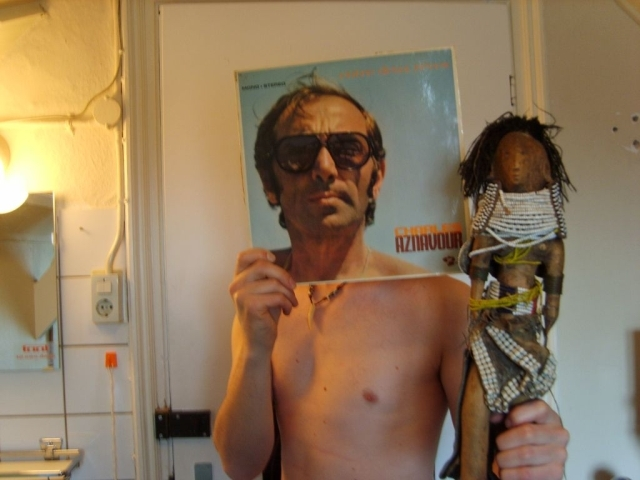 charles aznavour fred and danny sleeveface