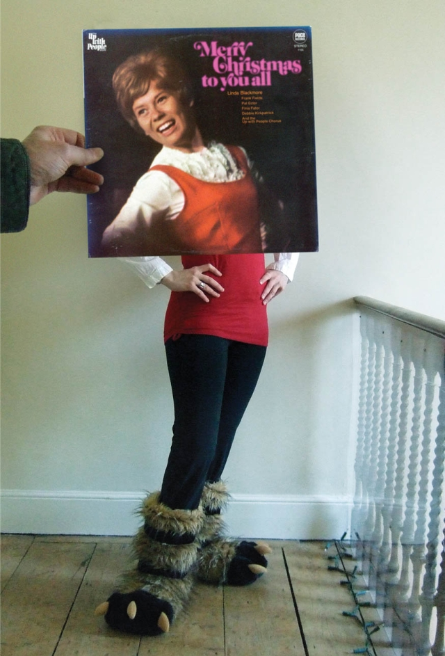 sleeveface christmas linda blackmore