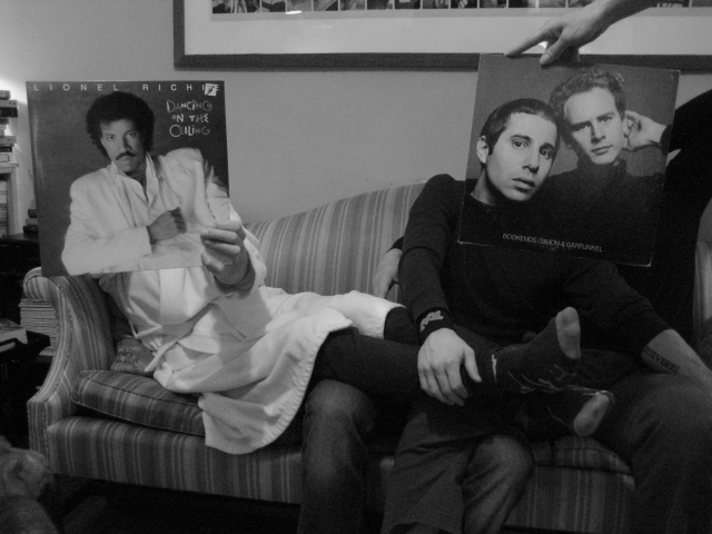 lionel ritchie simon and garfunkel