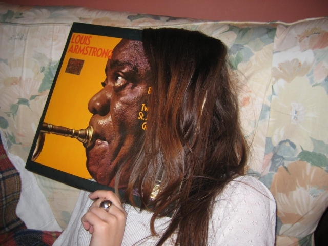 louis armstrong sleeveface