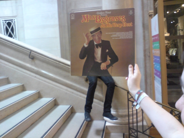 max bygraves sleeveface