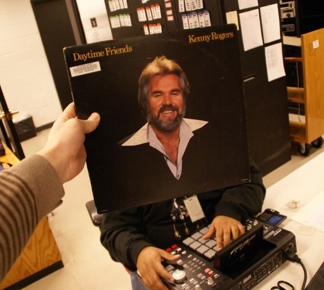 sleeveface kenny rogers