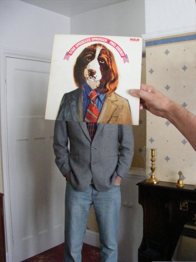 paul sparrow star spangle springer sleeveface