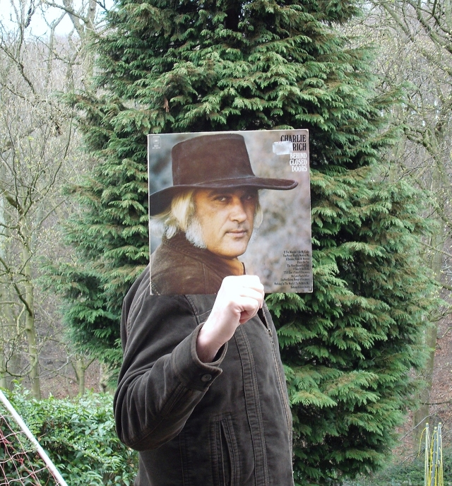 pete willocks charlie rich sleeveface