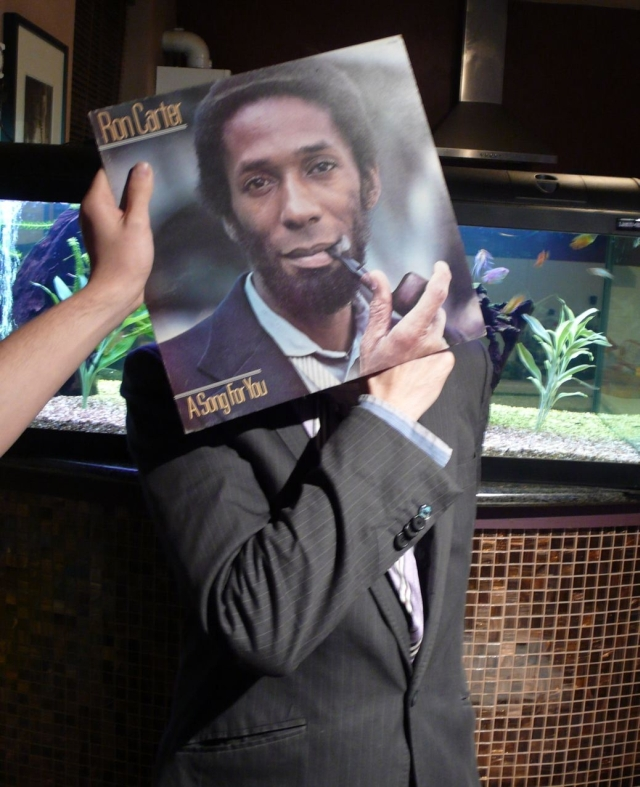 ron carter sleeveface