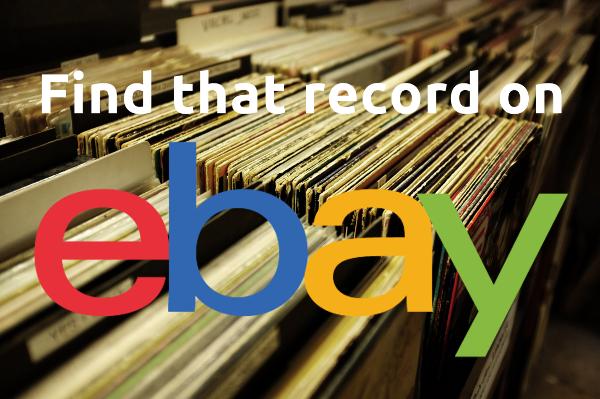 eBay lp vinyl records